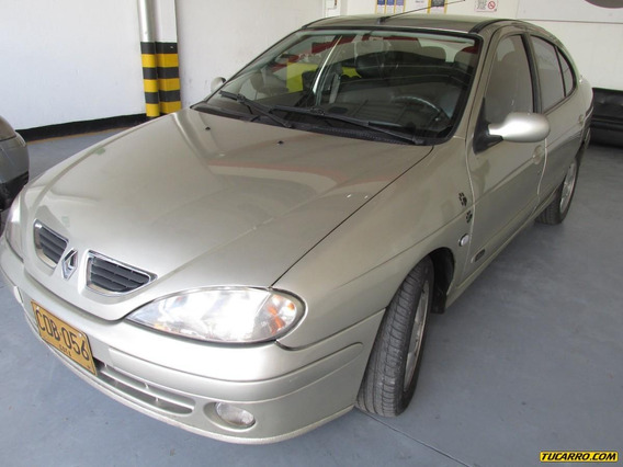 Renault Mégane 1.6 Mt