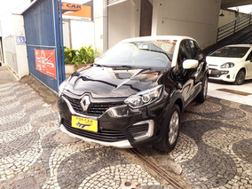 Renault Captur 2018 Preto