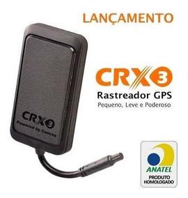 Rastreador Carro Crx3 Veicular Gps Melhor Que Gt06 Accurate