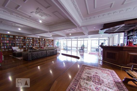 Apartamento Para Aluguel - Jardim Paulista, 3 Quartos, 450 - 893021998