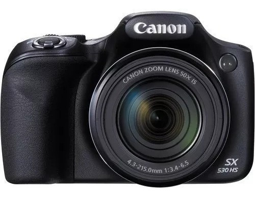 Camera Fotografica Digital Sx530 Hs Semi Profissional+16 Gigas,80mb/s+bolsa ,envio P/ Fortaleza Somente Pela Cia Aérea