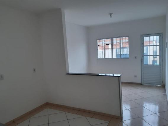 Casa Em Jardim Panorama, Caçapava/sp De 57m² 2 Quartos À Venda Por R$ 160.000,00 - Ca584881