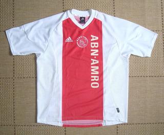 new style 2a99c 09ce1 Camisa Ajax Holanda 2002 2003 Zlatan Ibrahimovic 9 Adidas ...