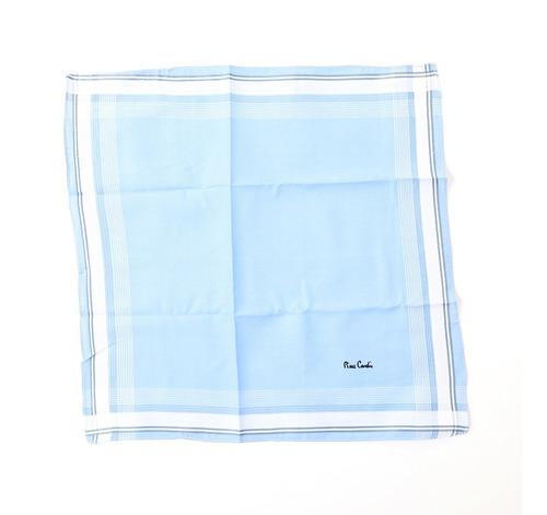 Pañuelos De Hombre Estampados Pierre Cardin Set X2