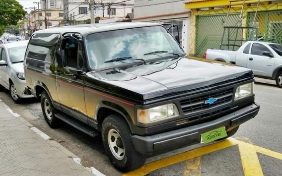 Chevrolet Bonanza 4.1 Custom De Luxe 8v 1990 Segundo Dono