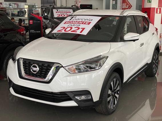 Nissan Kicks 1.6 Sl Cvt Preto P. Tech 2020