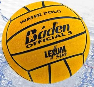 Balón Waterpolo Baden Profesional Kt 15