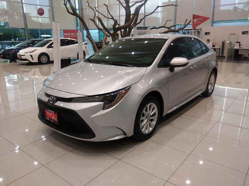 Imagen 1 de 13 de Toyota  Corolla  2020  4p Le L4/1.8 Aut