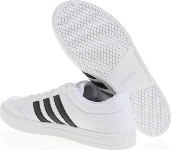 Tenis adidas En Color Blanco Aw3889. Envio Gratis