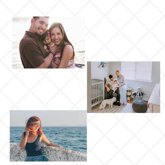 Revelação 2 Fotos 30cmx40cm Papel Fotográfico 180g
