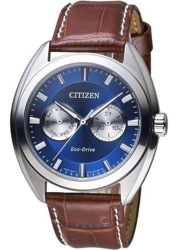 Relógio Citizen Masculino Ref: Tz21027f Eco-drive Solar