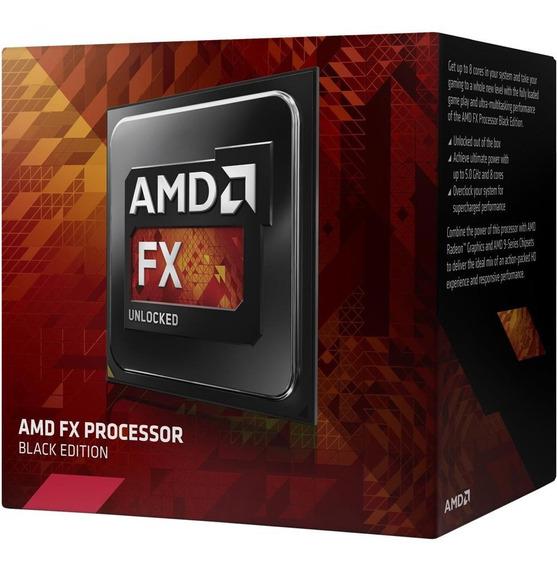 Processador Fx4300 Black Edition