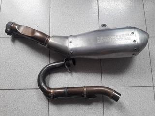 Escape Silenciador Completo Original Honda Crf 250 Año 2010