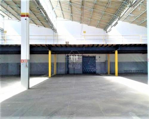 Imagem 1 de 17 de Excelente Galpão/armazém No Distrito Industrial De Jundiai - Gl00091 - 32912156