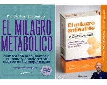 Combo---el Milagro Metabolico + El Milagro Antiestrés