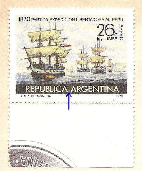 Argentina Gj 1520 Ae 133 Variedad Exp Libert Perú Variedad