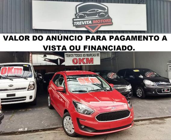 Ford Ka 1.5 Se Plus Flex Aut. 2020 0km