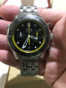 Omega Seamaster Diver 300 Co-axial Cronógrafo 44 Mm