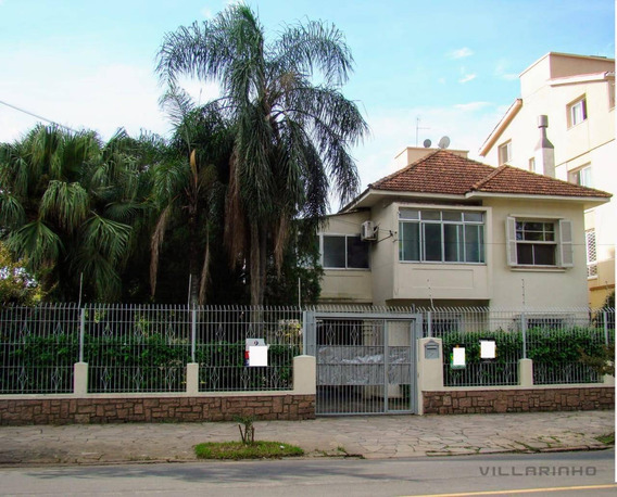 Villarinho Imóveis Vende Diferenciada Casa 3 Dormitórios - Apto Fundos - Terreno 19x44 - 851.000 - Cristal - Porto Alegre/rs - Ca0538