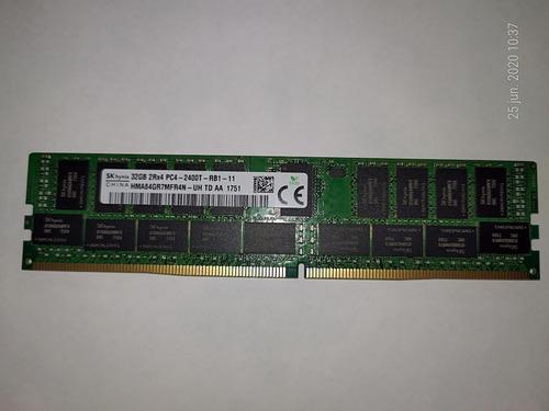Memoria Server 32gb 2rx4 Pc4-2400t Hma84gr7mfr4n-uh