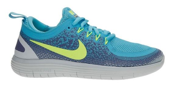 Tênis Nike Free Rn Distance 2 Feminino Original 863776-402