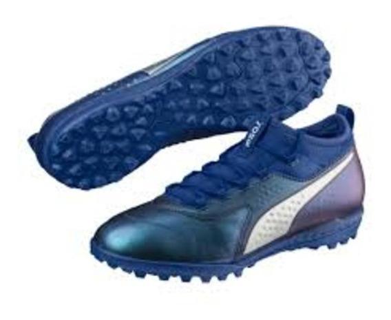 Tenis Puma One 3 Leather Tt 104745 03