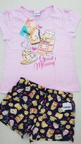Pijamas Infantil Fakini