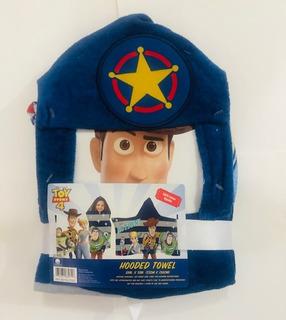 Bata De Baño Para Niño Toy Story 4 Woody Original