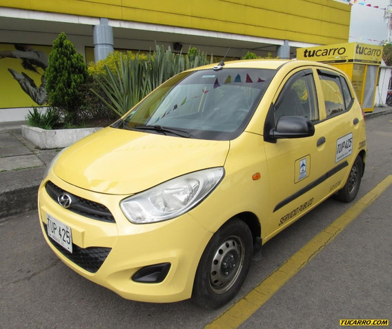 Taxis Hyundai I10 Gl 1.1 Mt