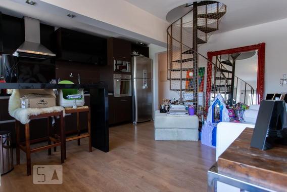 Apartamento Para Aluguel - Rio Branco, 1 Quarto, 120 - 892867085