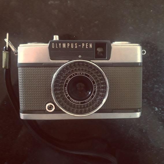 Câmera Olympus Pen Ee-2 Com Acessórios