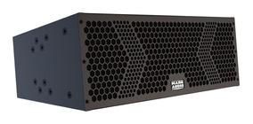 Caixa Line Array Amplificada Mark Audio Vmk6 Preta 500w Rms