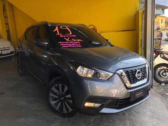 Nissan Kicks 1.6 16v Sl Aut. 5p 2019