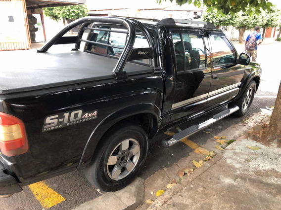 Chevrolet S10 2.8 Executive Cab. Dupla 4x4 4p 2003