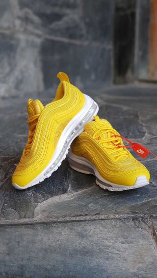 Zapatillas Nike Air Max 97 Yellow-white36/37