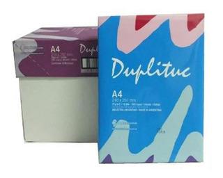 Pk 5 Resmas A4 Tempo Duplituc 70 Grs Shure Papers