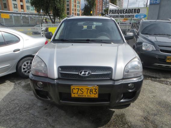 Hyundai Tucson Gl 1.9cc 4x2 Mt