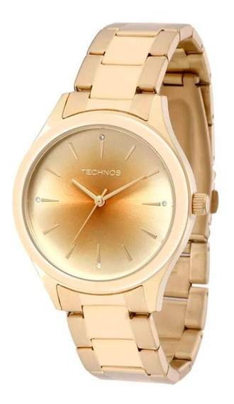Relógio Technos Kit Fashion Feminino - 2035mev/k4x