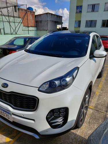 Kia Sportage Ex 2018 40km Sem Detalhes Top