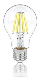 Foco Bulbo A60 Vintage Led 8w Luz Calida Lummi Filamento E27