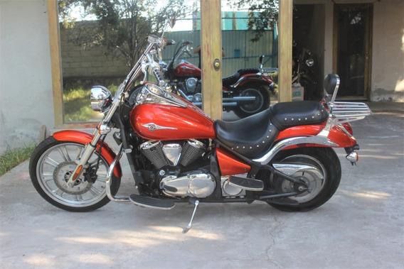 Kawasaki Vulcan 900 Custom Mod 09 Cuelgamonos