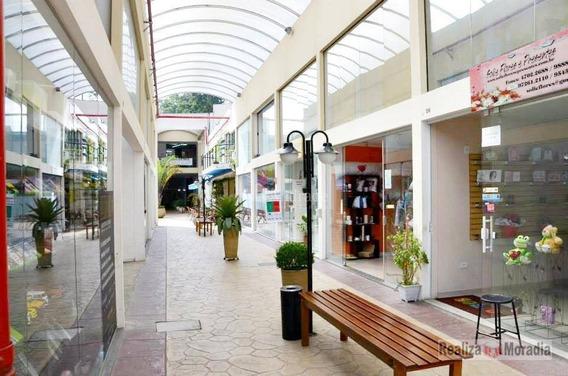 Sala Térrea Com 44 M², Estuda Permuta Com Imóvel De Menor Valor, Ótima Localização No Jd Da Glória, Granja Viana - Sa0006