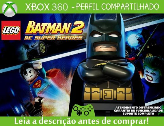 Lego Batman 2 - Xbox 360 - Midia Digital
