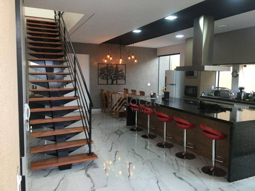 Imagem 1 de 20 de Casa Com 2 Dormitórios À Venda, 150 M² Por R$ 395.000 - Lago Sul Ii - Bady Bassitt/são Paulo - Ca2779
