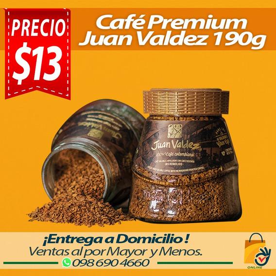 Café Premium Juan Valdez 190g
