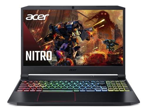 Laptop Gamer Acer Nitro 5 An515 I7 16gb 1tb 256ssd Gtx1660ti