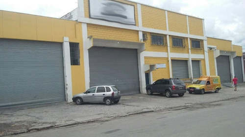 Galpão/pavilhão Para Alugar No Bairro Cidade Industrial - 1758-2