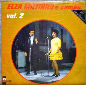 Elza Miltinho E Samba Vol 2 (só A Capa) 68 12437