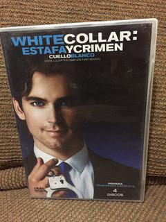 White Collar Estafa Y Crimen Cuello Blanco Temporada 1