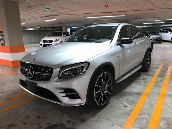 Mercedes Benz Glc 43 Amg Plata Demo 2019